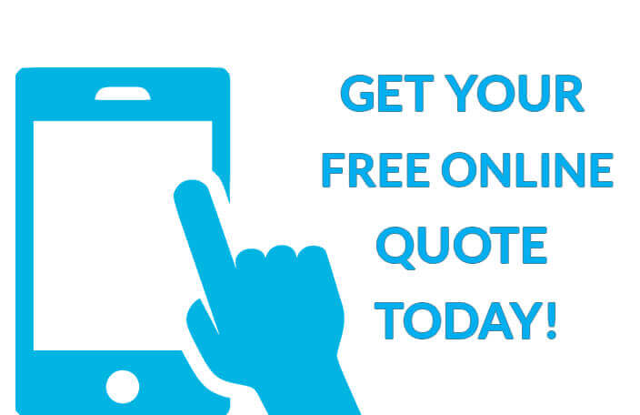get your free online quote today