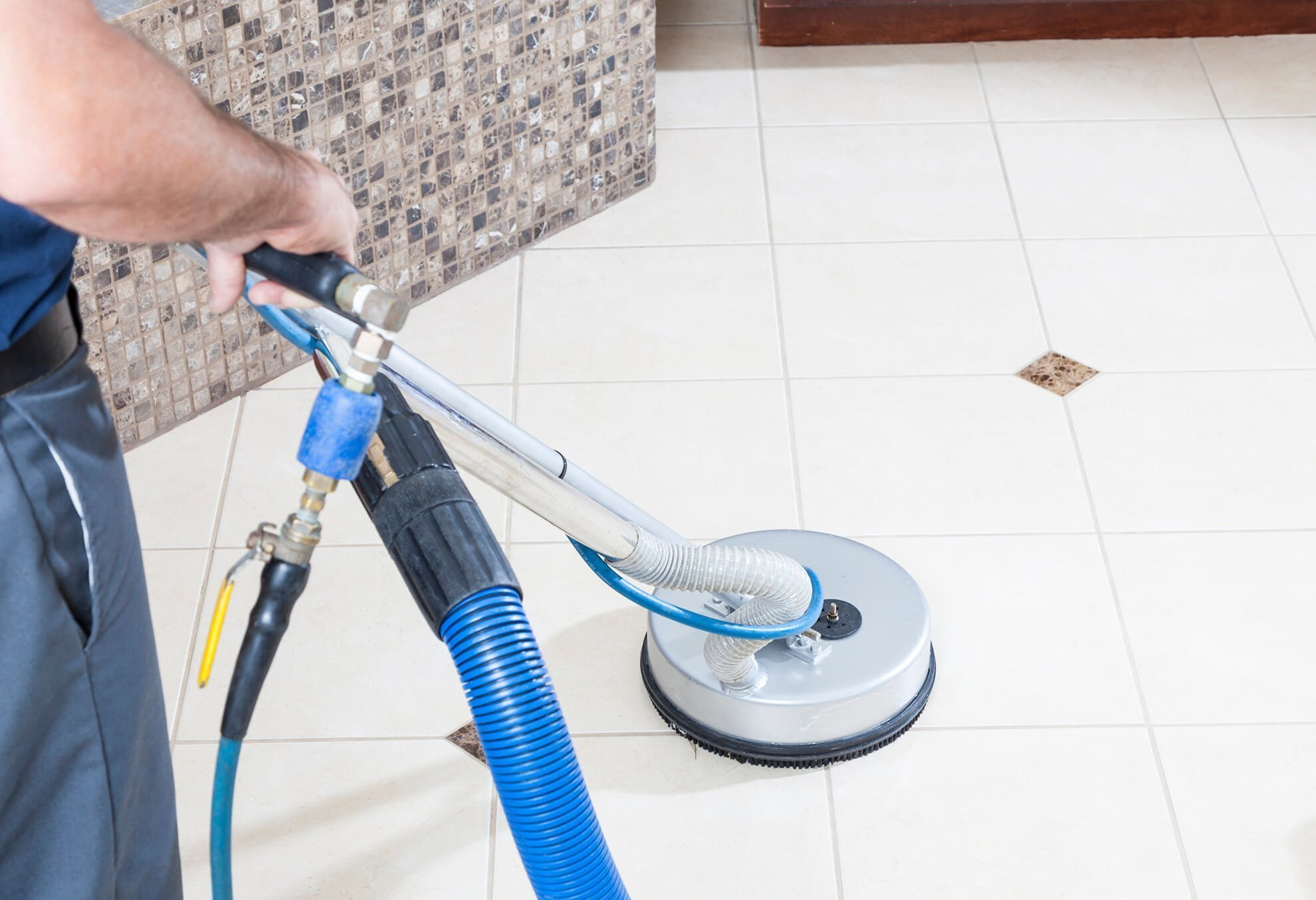 Tiles and Grout Cleaning Services in Melbourne